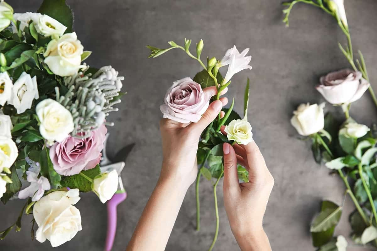 Ici - Set Up your Own Floristry Business