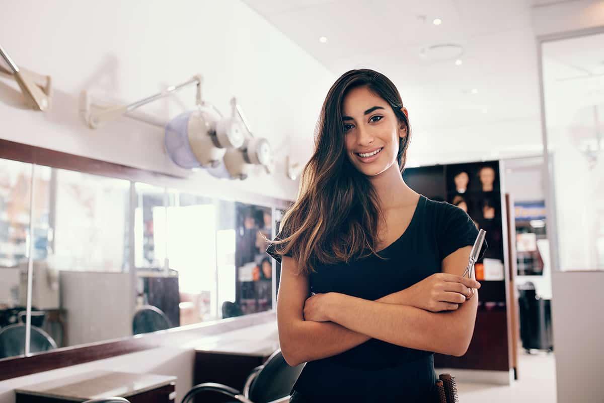 ICI AUS - Job as a Hairdresser
